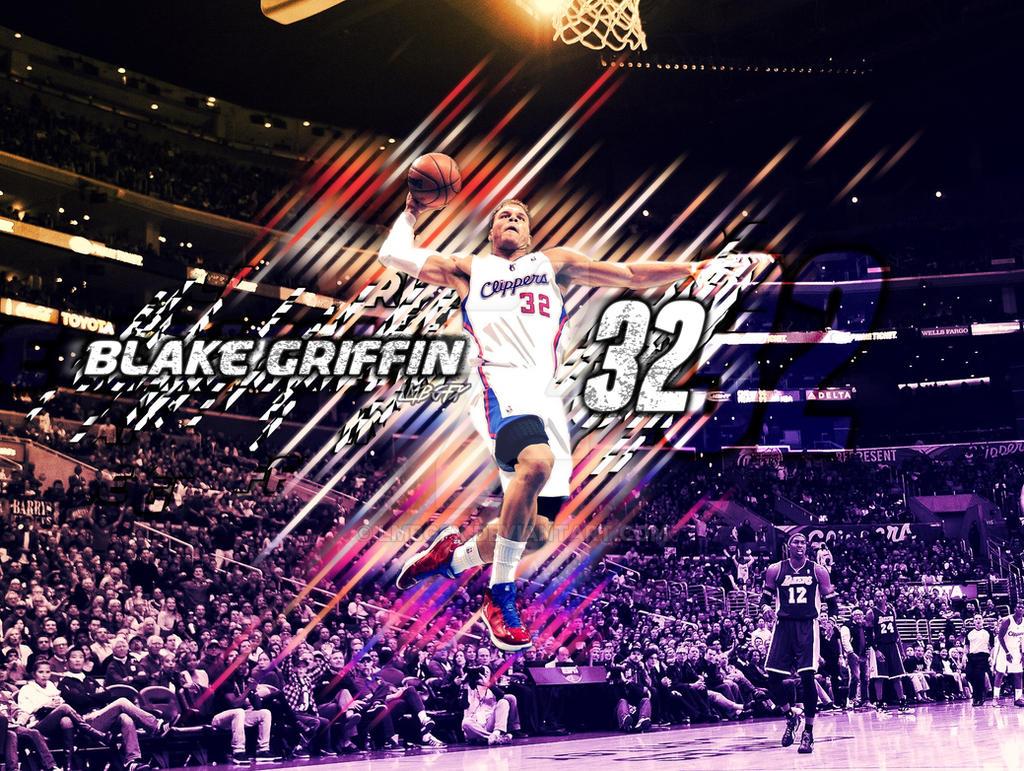 Blake Griffin 32 Wallpaper by LMBGFX ...