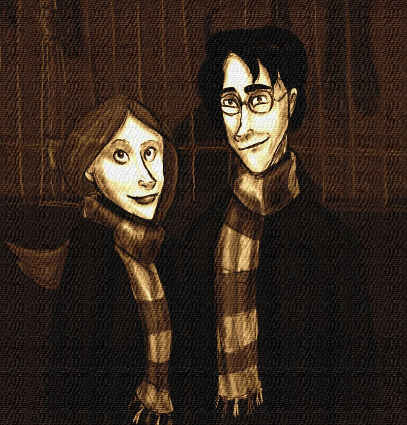 November Lily and James by Weasley-is-my-king