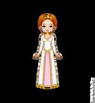 Princess Fiona Wedding Dress