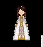 Princess Luciana Wedding Dress by LolaScheving
