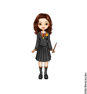 Hermione in Hogwarts Outfit by LolaScheving