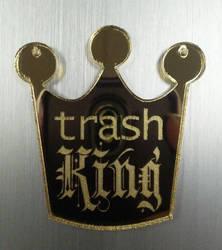 Trash King Pendant by Icetigris