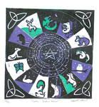 Celtic Zodiac Wheel