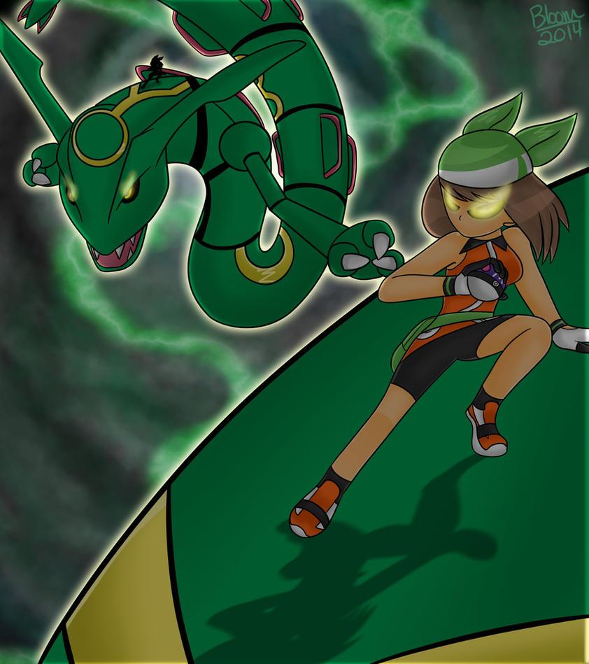 Team Emerald by Sweatshirtmaster on DeviantArt