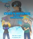 Cyan's Revenge Chapter 2 Cover
