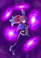 Violet Buzzsaw Redraw