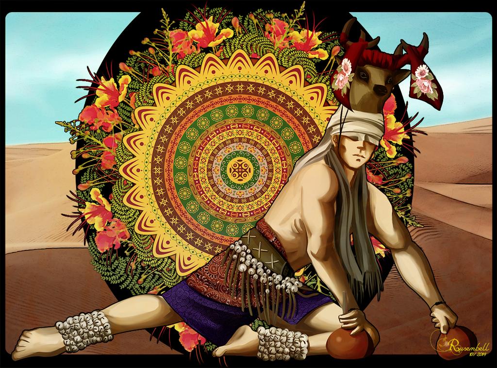 Danza del Venado by Rusembell