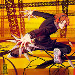 Commission: Hanamura Yosuke by Rusembell