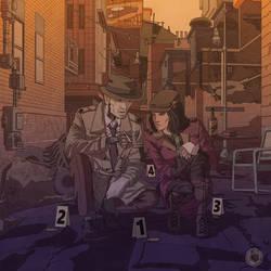 Piper and valentine - Fallout 4