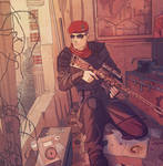 Craig Boone - FNV by Rusembell