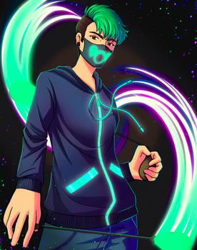 Commission: DJ Green