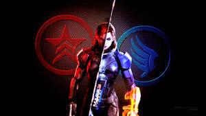 Mass Effect 3 Wallpaper 02