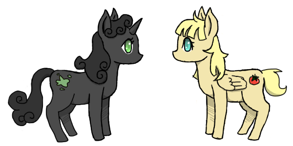 PonyOCs by ColorfullKitty