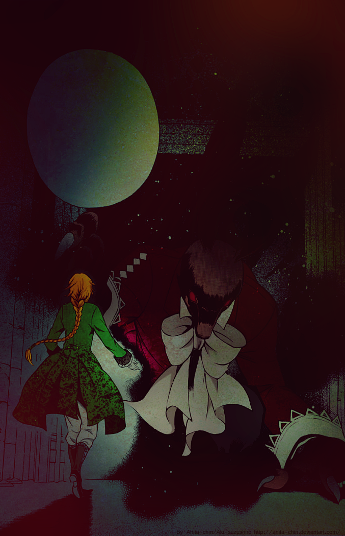 Bloody Rabbit by anita-chin