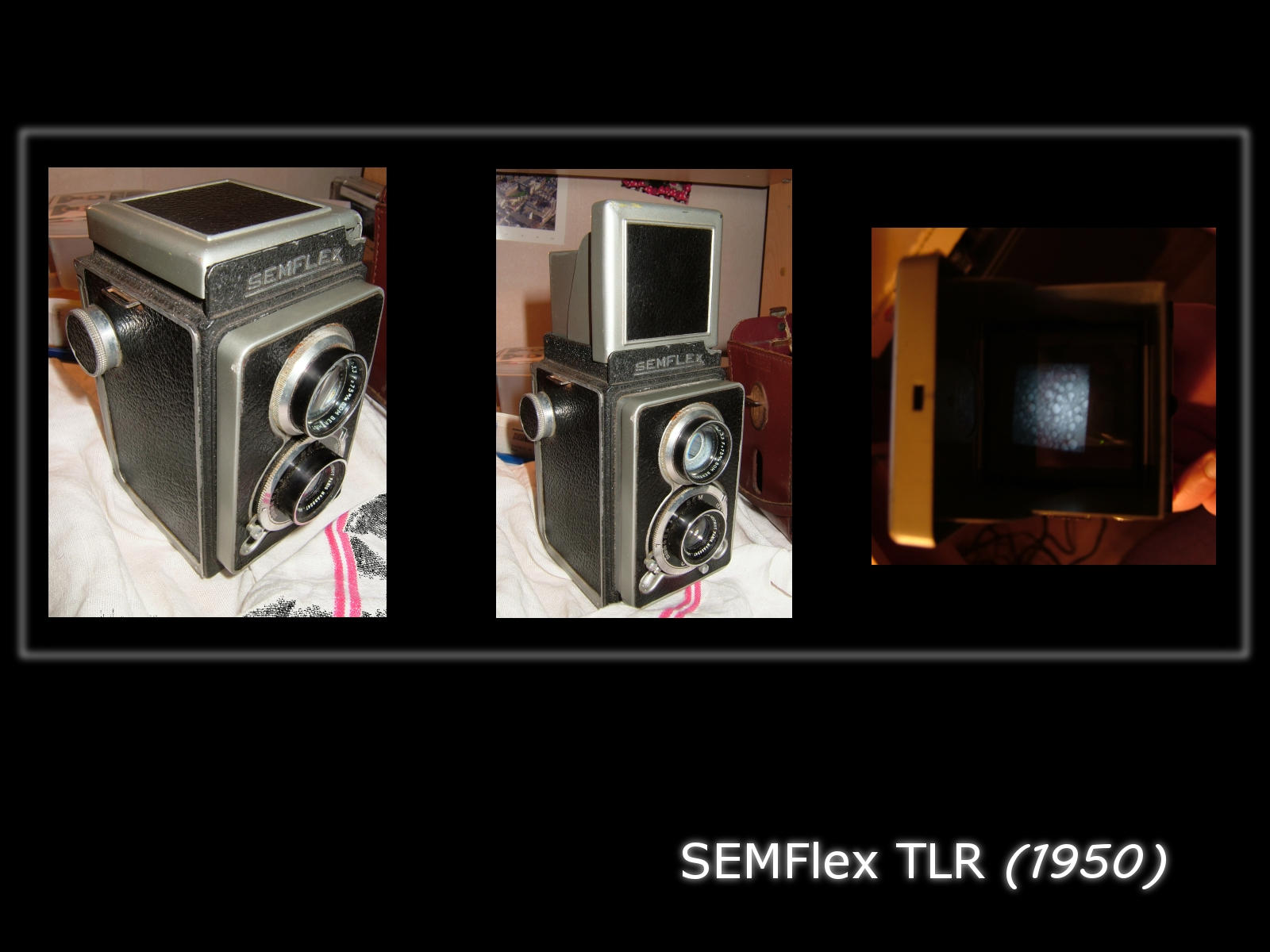 SEMFlex TLR - approx. 1950 by SmashR