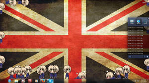 England is taking over my desktop
