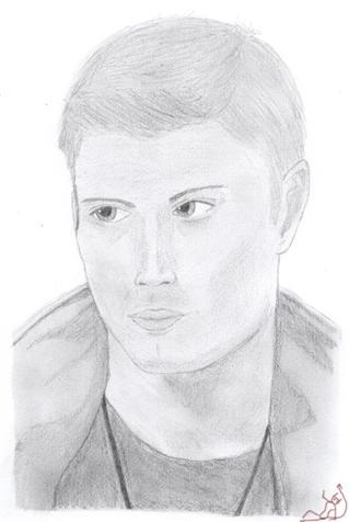 Jensen Ackles by Lady-Casanova