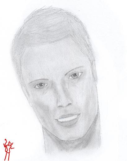 Jensen Ackles Again by Lady-Casanova