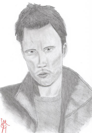 Jeffrey Donovan by Lady-Casanova