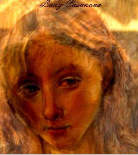 Botticelli's Lady-Casanova by Lady-Casanova