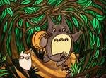 Tree Tunnel by imagine-anne-morgan