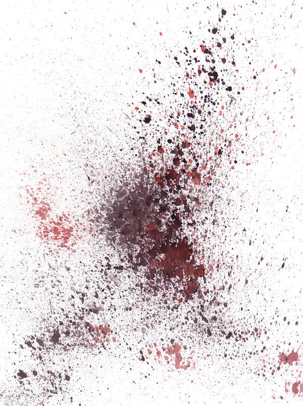 splattered paint by insurrectionx