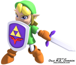 Smash Bros. Legends: Link