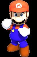 Smash Bros. Legends: Mario by TheGrandHero