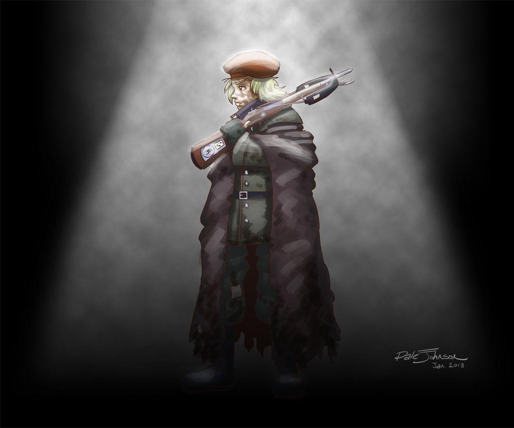 The Last Light: Nikita by TheGrandHero
