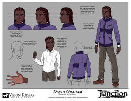 David - Style Sheet by TheGrandHero