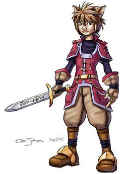 Feral Warrior