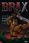 EVANS Brax Sketch - Coloured