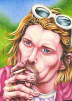 Kurt Cobain by SEVANS73