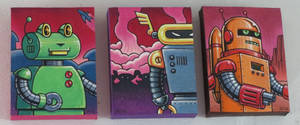 Robots - Series by SEVANS73