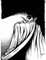 SE Inktober 15 - Mysterious by SEVANS73