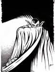 SE Inktober 15 - Mysterious