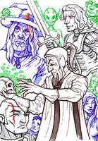 Evans2017 - Sketches by SEVANS73
