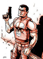 Evans Punisher Web by SEVANS73