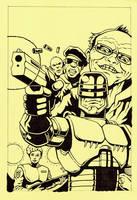 Evans - Robocop Lines by SEVANS73