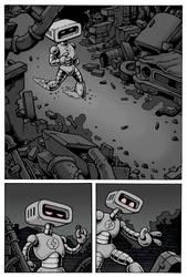 Evans - RoboHeartPg1 by SEVANS73