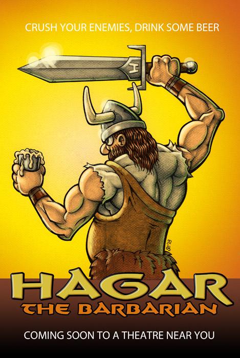 Evans - HAGAR by SEVANS73