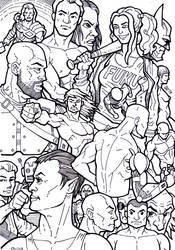Sketches - Random stuff by SEVANS73
