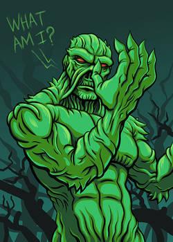 Evans2019 - Swamp Thing