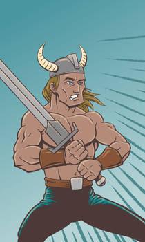 Evans2019 - Barbarian