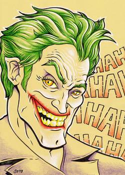 Evans2019 - Joker Sketch