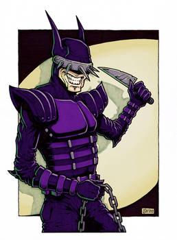 ShaneEvans2020 - BatmanWhoLaughs