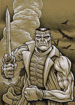 ShaneEvans2020-Frankenstein