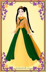 Princess Willow by pinkprincess90