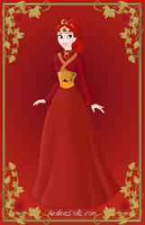 Princess VesVes by pinkprincess90