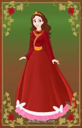 Princess Rosemarie by pinkprincess90